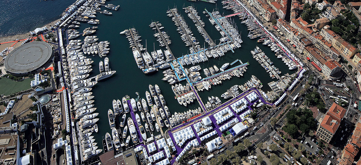 Cannes Yachting Festival: c 8 по 13 сентября