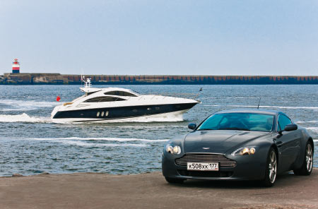 Sunseeker vs. Aston Martin