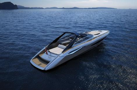 Новый Sunseeker Superhawk
