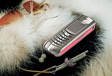 Новый Vertu Ascent