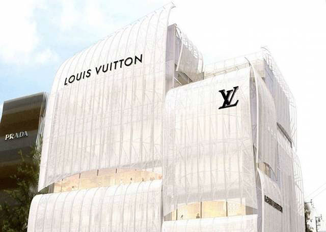 Паруса Louis Vuitton