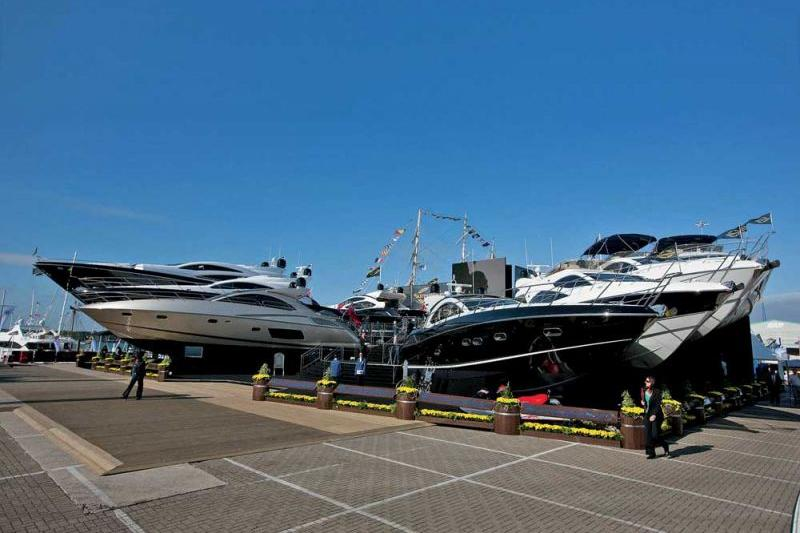 PSP Southampton International Boat Show