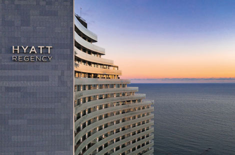 Hyatt Regency Sochi 5 лет!