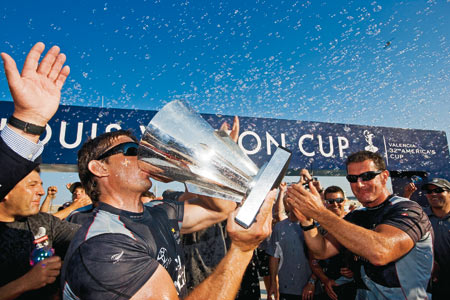 Реинкарнация Louis Vuitton Cup