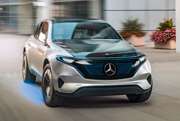 Electric mobility: Mercedes-Benz