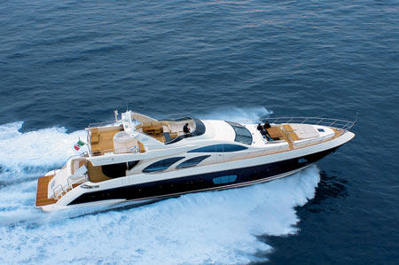 Azimut 98 Leonardo. New Edition