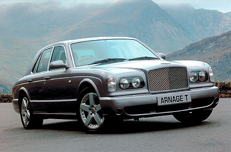Bentley Armitage T