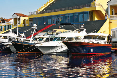Moscow International Boat Show — 2008