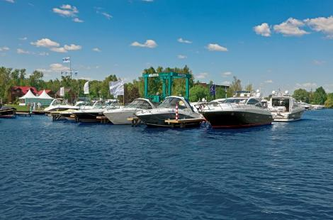 Burevestnik International Boat Show: Осень-2010