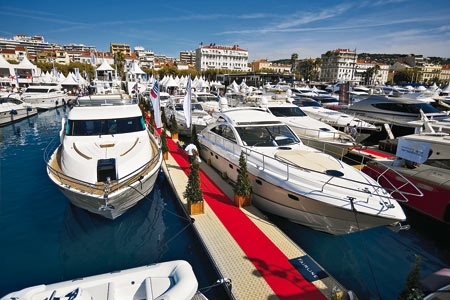 Cannes International Boat&Yacht Show — 2008