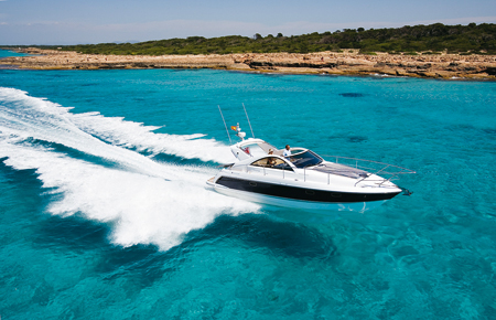 Fairline Targa 38: спортивный круизер года