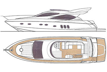 Новый Sunseeker Manhattan 60