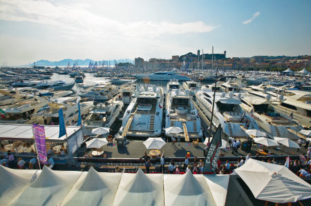 Cannes International Boat & Yacht Show — 2007