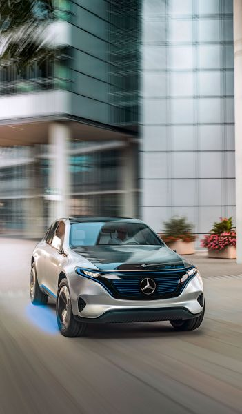 Electric mobility: Mercedes-Benz_photo_1