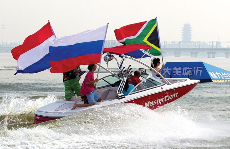 MasterCraft IWWF World Cup