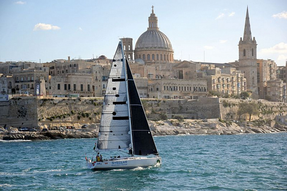 Rolex Middle Sea Race наш!_photo_2